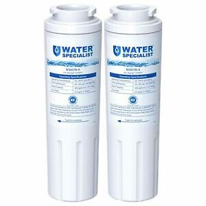 2-Pk-Refrigerator-Water-Filter-Fits-Whirlpool-4396395-Kenmore-Pur-9006-46-9006