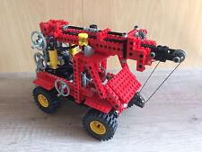 LEGO 8854 Power Crane Technic potenza idraulica gru completamente