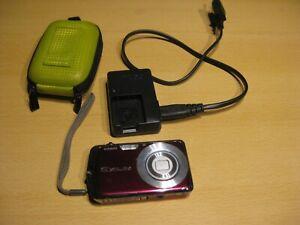Casio EXILIM ZOOM EX-Z1 10,1 MP Digitalkamera - Violett