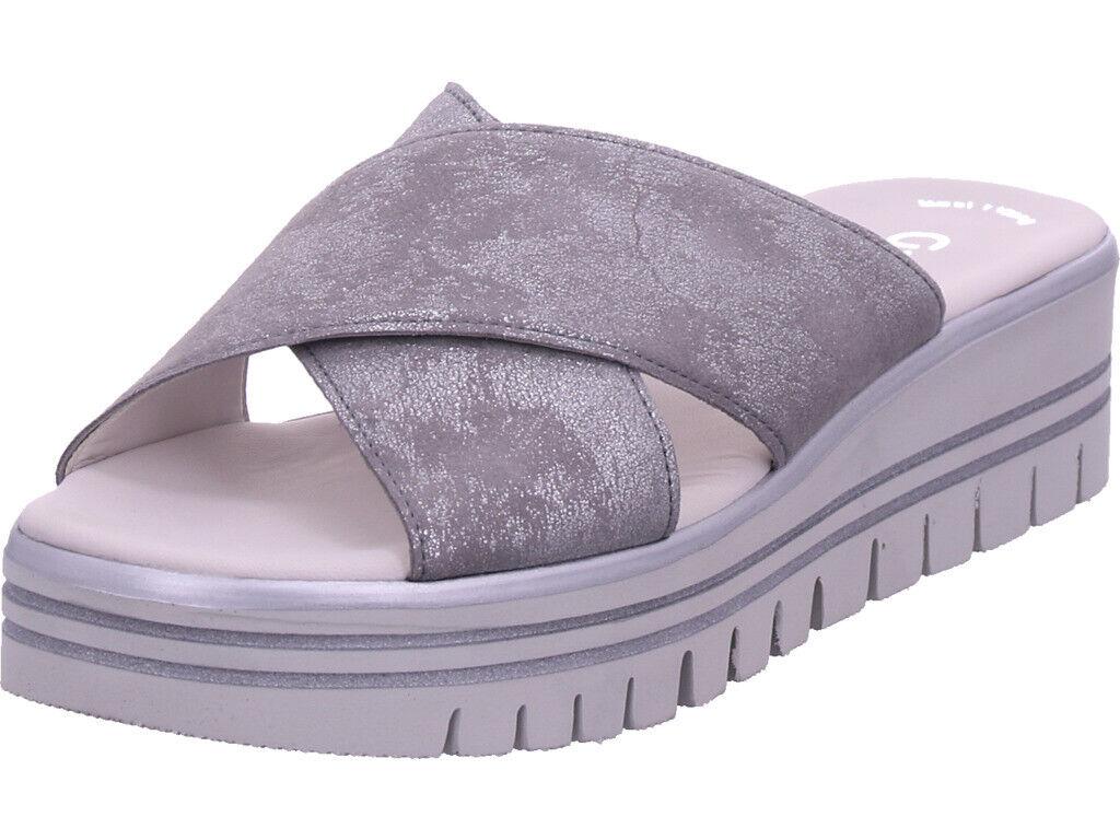 Gabor Sandali da Donna Sandali Pantofole Grigio