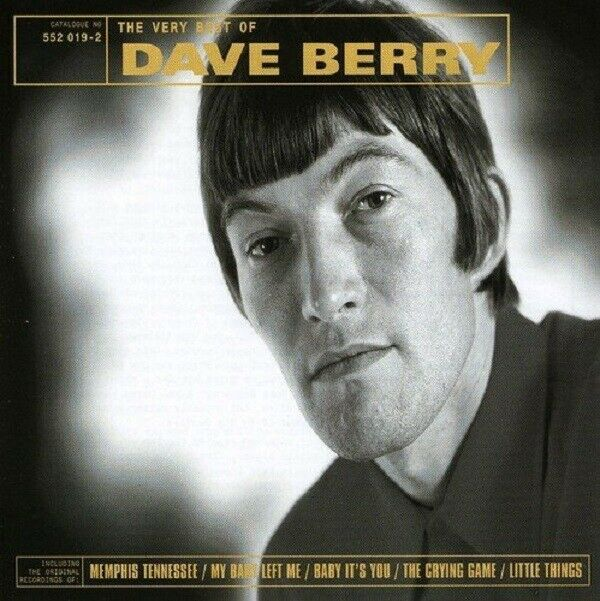 Dave Berry Very Best Of CD NEW SEALED Little Things/The Crying Game+