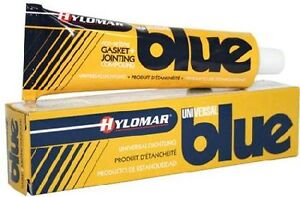Hylomar-BLUE-Universal-Gasket-amp-Jointing-Compound-Sealant-40g-Fuel-Resistant