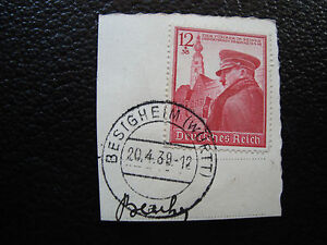 Germany-Stamp-Yvert-and-Tellier-N-634-Obl-A14-Stamp-Germany