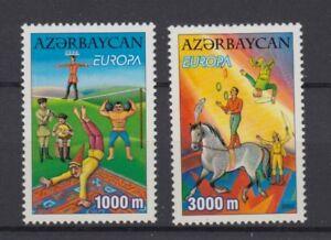 d-Europa-CEPT-2002-Zirkus-Aserbaidschan-mnh