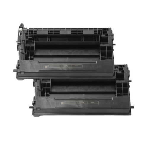 2Pk TCT CF237A 37A Black HP M607 M608 MFP M631 M632 Compatible Cartridge