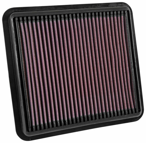 K/&N 33-5042 Panel Replacement Air Filter for 15-19 Mazda CX-3 2.0L L4