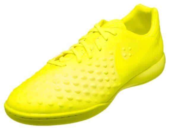 deff642a0fbd NEW Nike MAGISTAX ONDA II IC Men s Soccer Sneaker Shoes 844413-777 Volt Sz  12