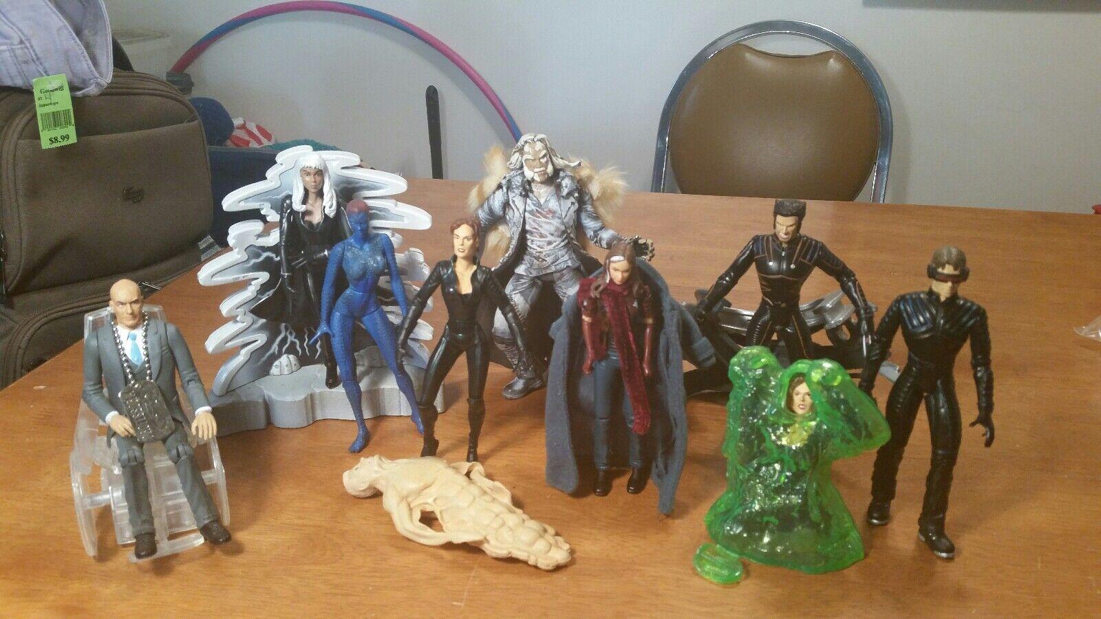 X-Men Movie Action Figure Lot