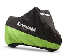 GENUINE KAWASAKI BIKE INDOOR DUST COVER LARGE SPORTS AND TOURING BIKES