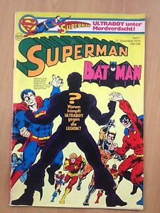 superman batman 1978 nr.1