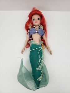 Ariel-The-Little-Mermaid-Porcelain-Doll-Figure-Disney