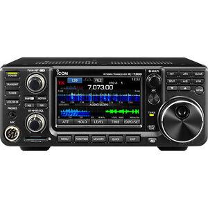 Icom-IC-7300-100W-Touchscreen-HF-50MHz-Transceiver