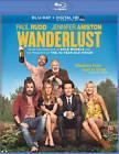 Wanderlust (Blu-ray Disc, 2014, Includes Digital Copy UltraViolet)