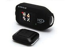 DRIFT MINI HD STEALTH 1080P HELMET CAMERA LCD AV WIRELESS REMOTE BLACK FISH EYE