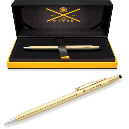 CROSS Kugelschreiber CLASSIC CENTURY COLLECTION mit Laser-Gravur Modell wählbar