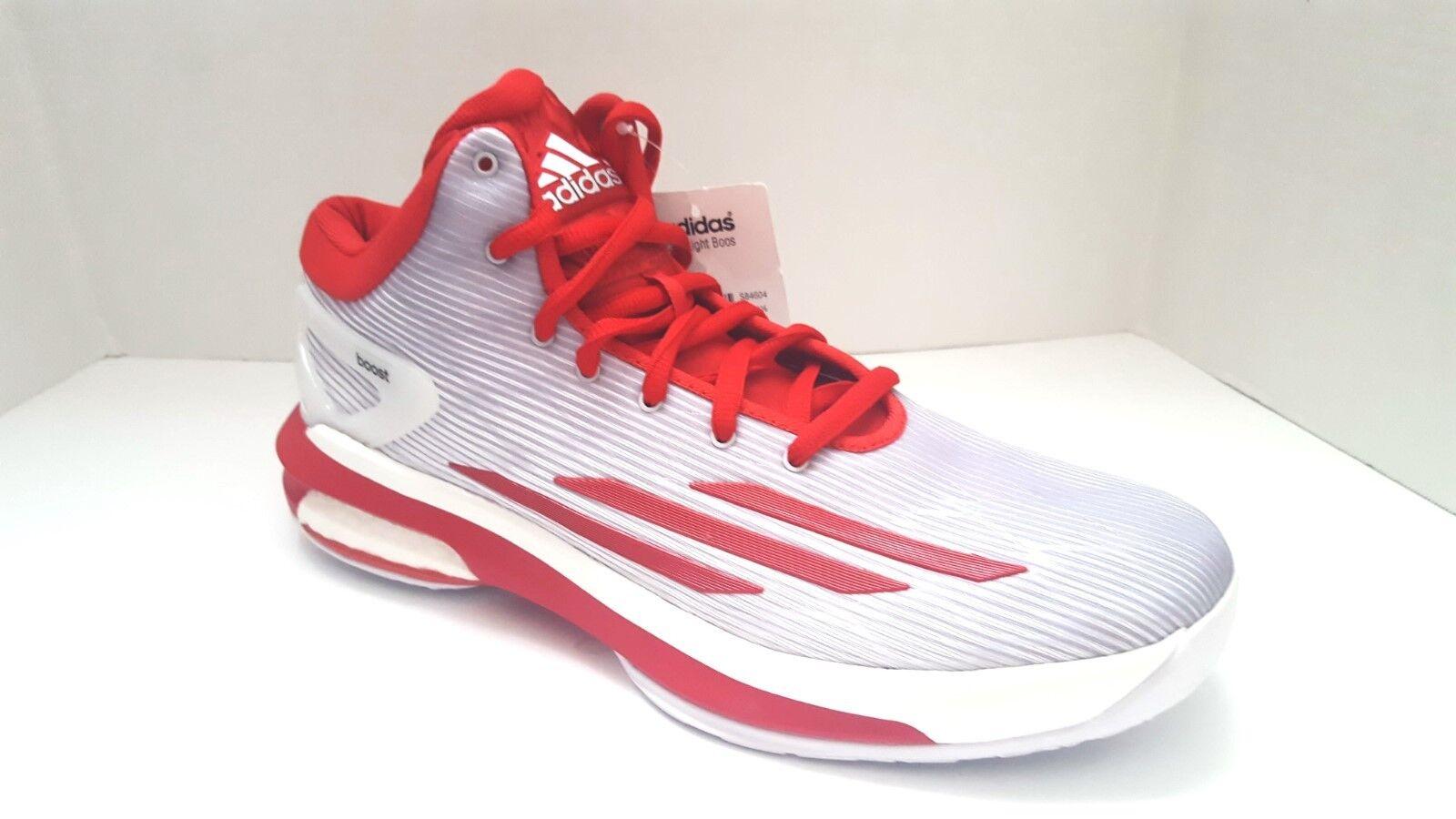 New Adidas Man's SM Crazy Light Boos Basketball shoes Sz 12US