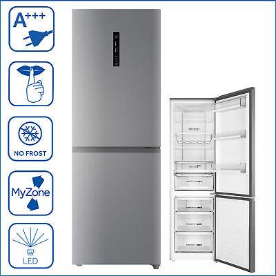 Kühlschrank Kühl-Gefrierkombination A+++ Haier C3FE837CGJ Zone Fach No Frost