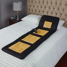 Hammacher Schlemmer The Any Surface Full Body Massage Pad with Heat