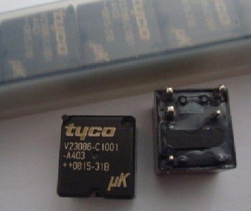 2pcs Tyco V23086-C1001-A403 Relay Relays BMW GM3 E38 E39 E53