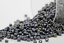 Miyuki Round Rocailles 15//0 Metallic Silver Grey Seed Beads RR-2002