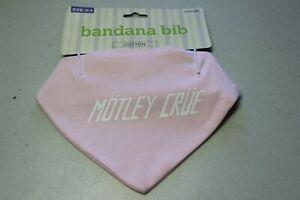 MOTLEY CRUE Bandana Baby Bib~Cool!