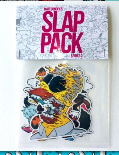 matt gondek slap pack Series 2