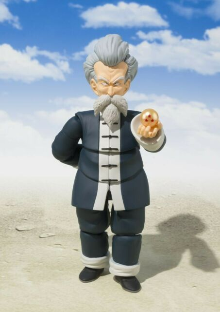 Figurine Dragon Ball - Jackie Chun S.H.Figuarts 13cm