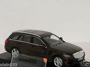 Mercedes-Benz-C-Class-Estate-2014-Brown-metallic-NOREV-1-43-Ref-351322