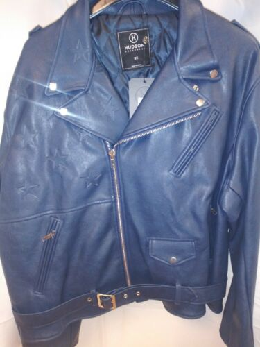 Hudson Outware Navy Jacket Sizes 3XL and S New with Tags for Men