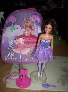 Barbie Doll Ballerina Teresa And 12 Dancing Princesses Ballerina