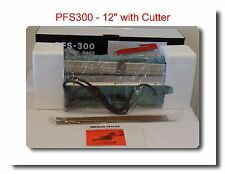 "PFS300C 12"" Hand Impulse Sealer  W/Cutter Heat Seal Machine +2 Accessories  kits"