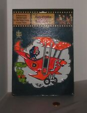 Hanna Barbera Kings Island Dick Dasterdly and Muttly Light switch cover large
