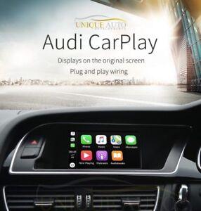 Wireless-CarPlay-Navigation-Reverse-Camera-Interface-Audi-A5-B8-2007-15-Concert