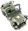 US-ARMY-MILITARY-JEEP-TIN-TOY-COLLECTABLE-LARGE-MODEL-PRESSED-METAL-1-12 thumbnail 1