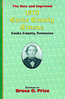 1870 Cocke County Census: Cocke County Tennessee by Bruce D Price (Paperback / softback, 2000)