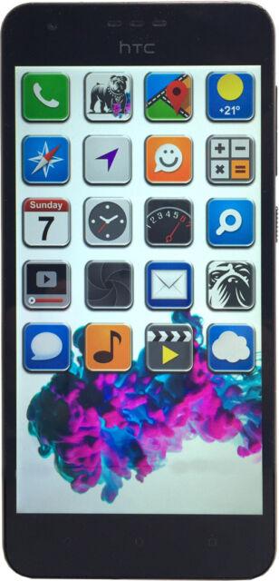 HTC Desire 10 Lifestyle Black/Schwarz 32GB Android Smartphone (N58807)