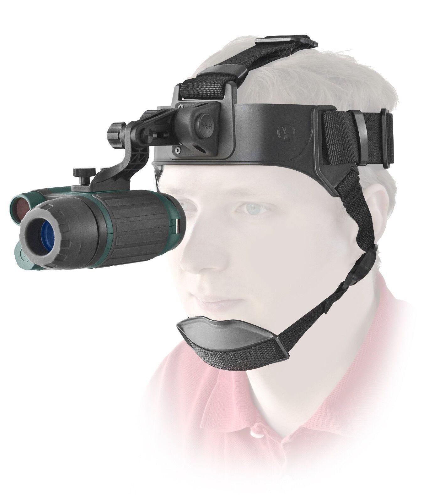 Yukon Spartan 1 x 24 inkl. Kopfhalterung Nachtsichtgerät Nacht Fernglas