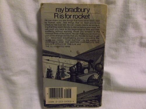 8 Different You Choose Collectible Ray Bradbury Vintage Paperbacks