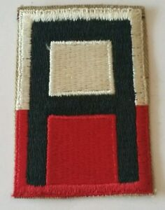 Patch Us 1st Army Cut Edge Wwii 100% Original. A002ontk-08005847-513274856