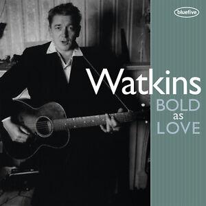 Geraint-Watkins-039-Watkins-Bold-As-Love-039-CD-1997-w-Nick-Lowe-New-reissue-sealed