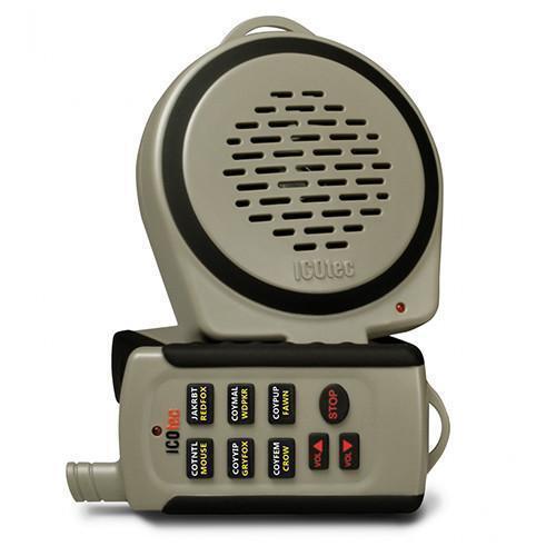 ICOtec® GC101XL Compact Electronic Predator Call