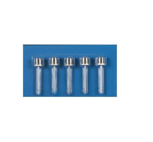 5 Inflating Needles Football basketball air inflating pin nozzle valve adapter