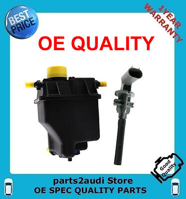 Coolant Reservoir Coolant Overflow Recovery Tank Reservoir Compatible with BMW 17137553919