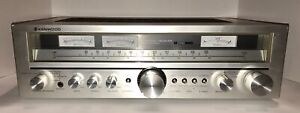 VINTAGE KENWOOD KR-5010 AM/FM STEREO RECEIVER AMPLIFIER -TESTED WORKS GREAT-