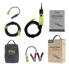 JDiag BT100 Electrical Circuit Tester Diagnostic tool for 12V Cars & 24V Truck