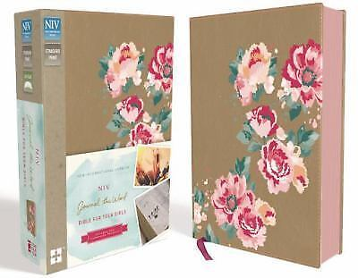 NIV, Journal the Word Bible for Teen Girls, Imitation Leathe
