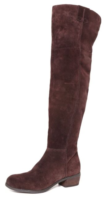 a836b8abfc6 Sam Edelman Johanna Women s Brown Over The Knee Boot Size 6.5 1096 ...