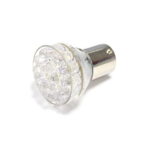 1x VW New Beetle 1C1 P21W Ultra Bright White 24-LED Reverse Light Lamp Bulb