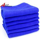6X Microfiber Cleaning Cloth Towel Rag Car Polish Detailing No-Scratch 70*30cm