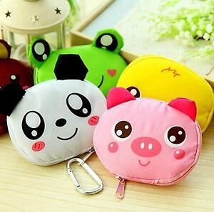 Cute Animal Reusable Shopping Bag